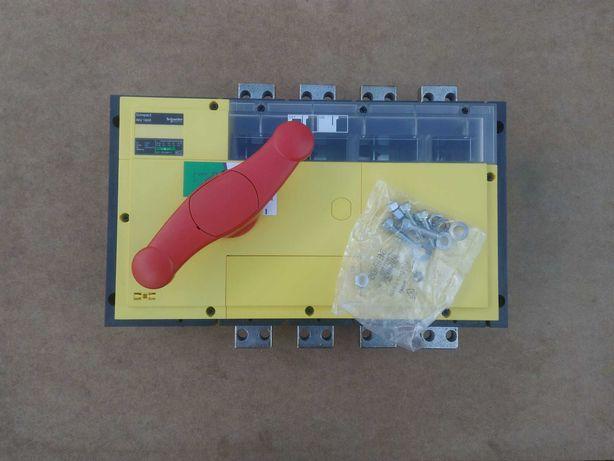 Kompaktowy rozłącznik mocy Schneider Electric INV 1600 Fotowoltaika