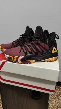 Баскетбольные кроссовки PEAK (новые)