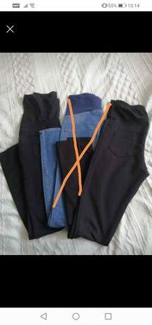 Spodnie ciazowe,