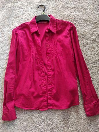 Różowa koszula dla dziewczynki