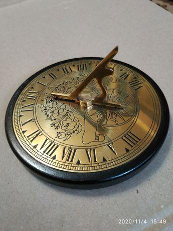 Солнечные часы латунь сувенирные