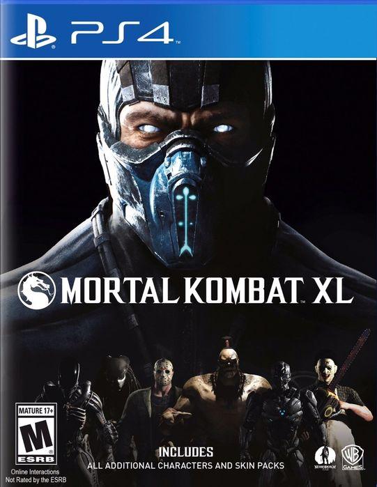 Mortal kombat XL PS4 ( цифрова версия) Брюховичи - изображение 1