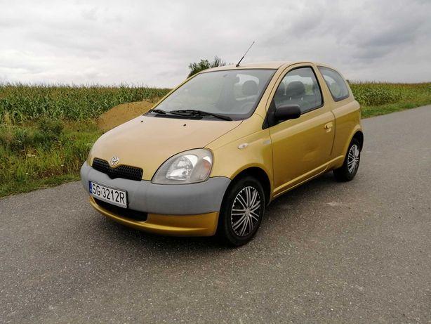 Toyota Yaris 1.0  1999r. Przebieg 165000km