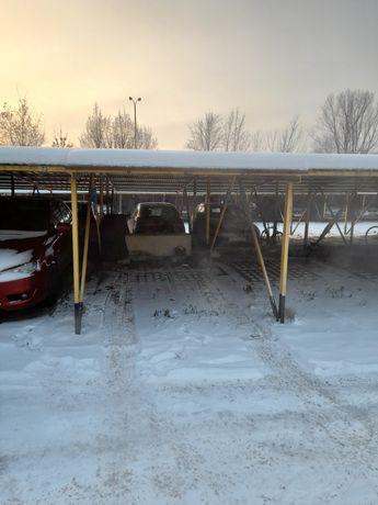 Wiata garażowa sprzedam