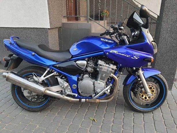 Suzuki gsf 600 Bandit zarejestrowany transport