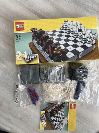 LEGO Szachy 40174 stan idealny!