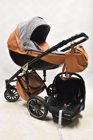 Anex Sport 3w1 z fotelikiem Maxi-Cosi Cabriofix 0-13kg - MEGA ZADBANY!