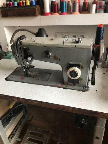 Машинка швейная для пошива изделий из кожи
