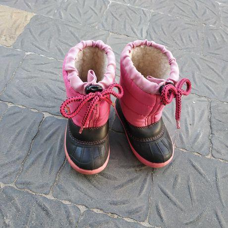 Дитячі чобітки розмір 22-23