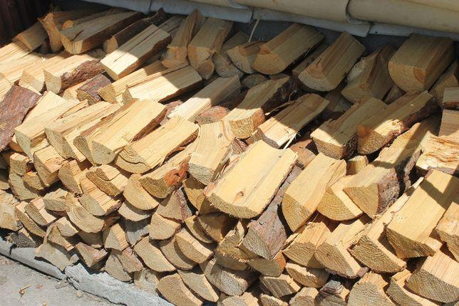 Sprzedam drewno opałowe i kominkowe