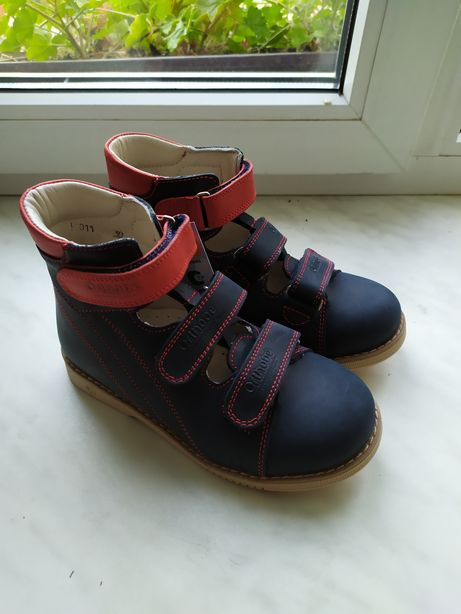 Туфли ортопедические Orthobe