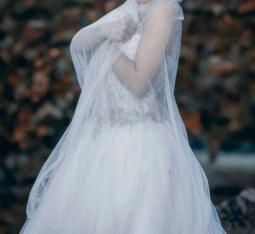 Vestido noiva Micaela Oliveira