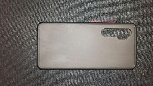 Новый чехол на Xiaomi mi note 10 lite