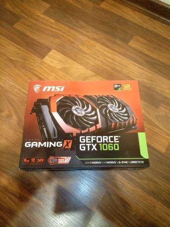 GeForce GTX 1060 Gaming X 6GB