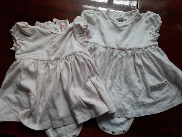 Платья для девочки 12мес