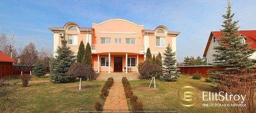 Продам 2-х этажный особняк, Козин, Конча-Заспа, Старообуховская трасса