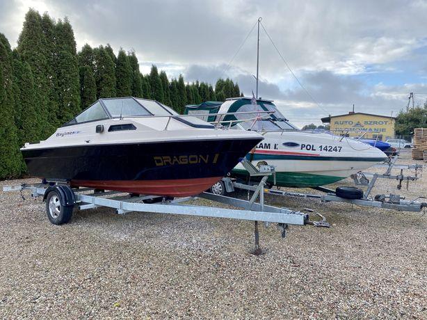 Bayliner Capri łódź motorowa kabinowa, motorówka