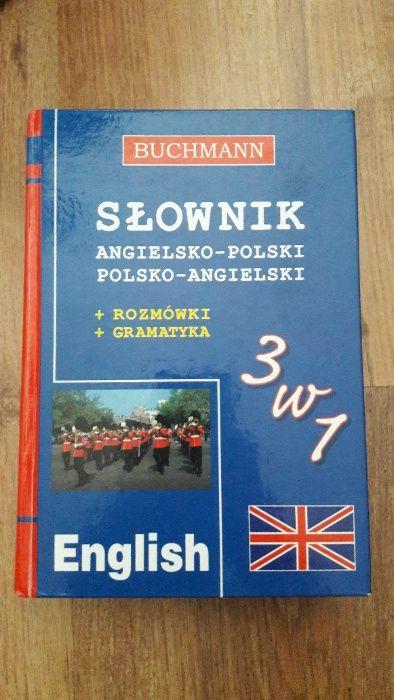 Słownik Angielsko-Polski 3 w 1