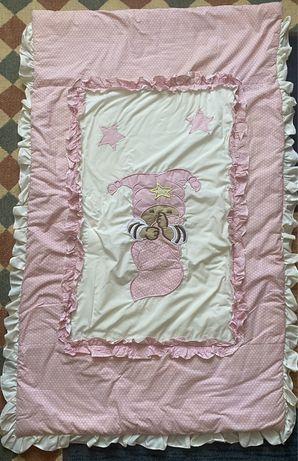 Одеяло детское синтипон силикон