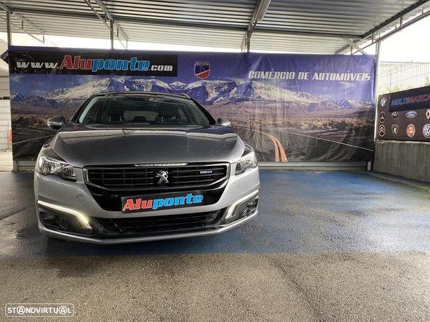 Peugeot 508 SW 1.6 BlueHDi Active EAT6