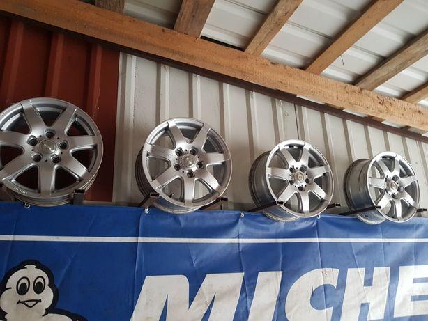 Felgi Aluminiowe Volkswagen Golf V R15 5x112 ET45-6.5J