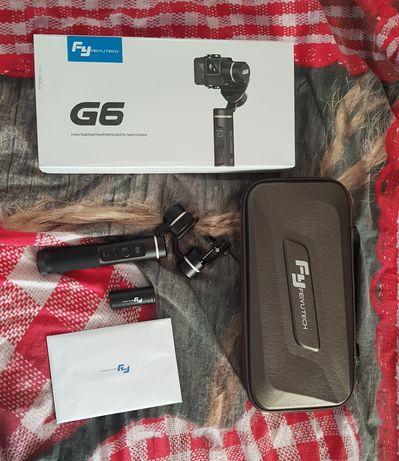 Gimbal Feiyu-Tech G6 do kamer sportowych GoPro