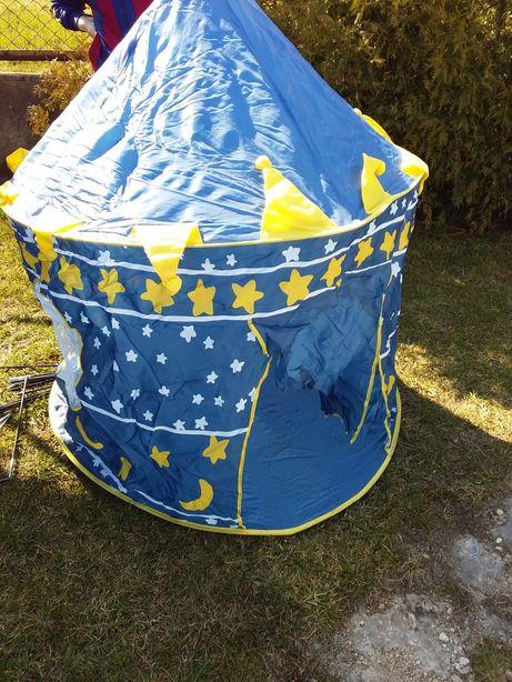 Namiot domek dla dzieci