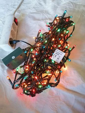 Luzes para árvore de Natal