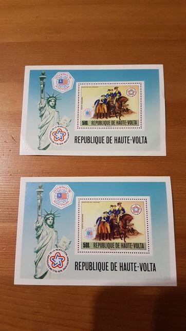 Znaczki pocztowe Burkina Faso