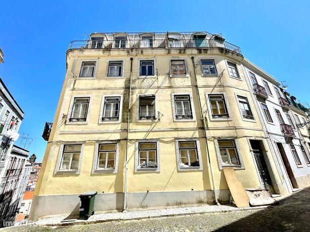 OPORTUNIDADE, Prédio no centro de Lisboa para investimento.