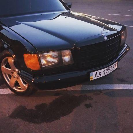 Продам Мерседес w126 380se V8