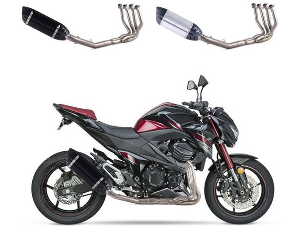 Wydech Tłumik Sportowy Kawasaki Z800 Ninja Komplet Akrapovic Kolektory