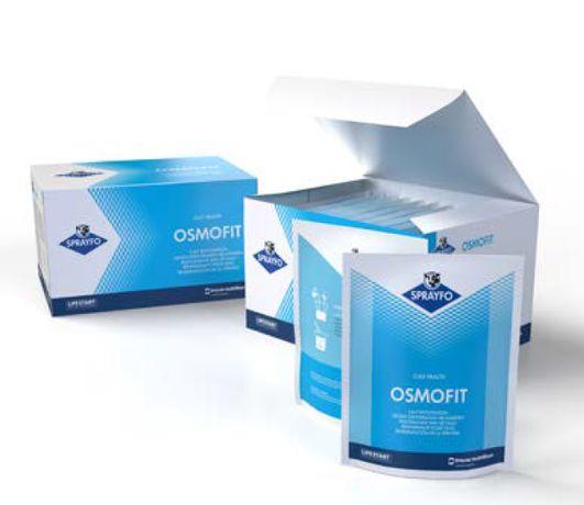 Osmofit Sprayfo 60gr preparat do nawadniania cieląt.