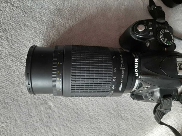 Obiektyw Nikon AF NIKKOR 70-300mm