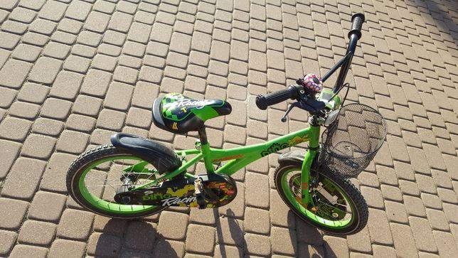 sprzedam rowerek, koła 16, na wzrost 105-120