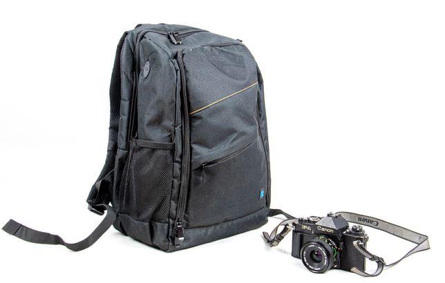 Plecak fotograficzny  PULUZ kamera aparat laptop
