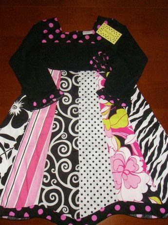 нарядное платье Ann Loren(США) на 4-5 лет