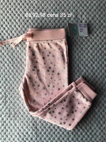 Spodnie dresowe 86,98