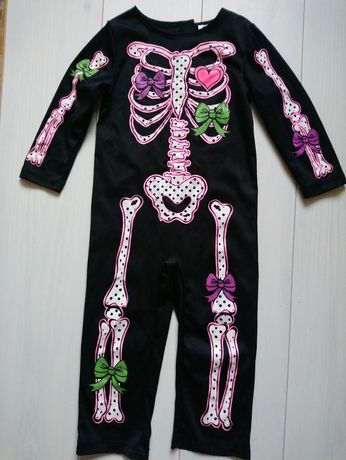 Скелет на 3-4 роки