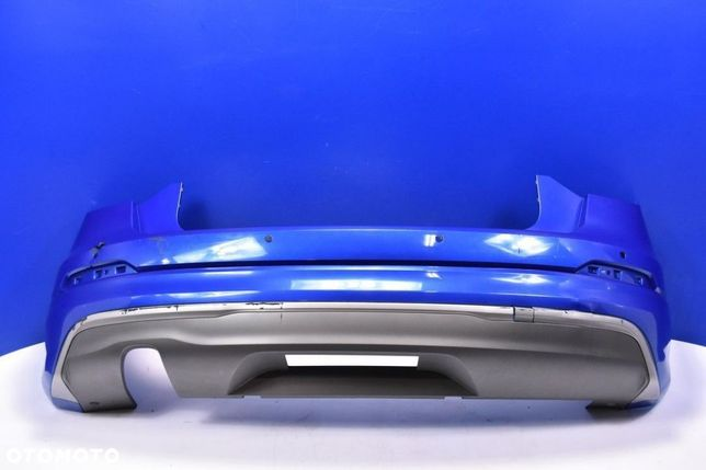 Zderzak Tył Tylny Pdc Audi Q2 S-Line Lx5J 16-