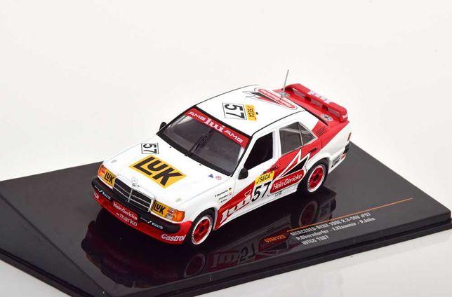 Mercedes-Benz 190 E 2.3 16V No.57, WTCC (1987) 1:43 IXO