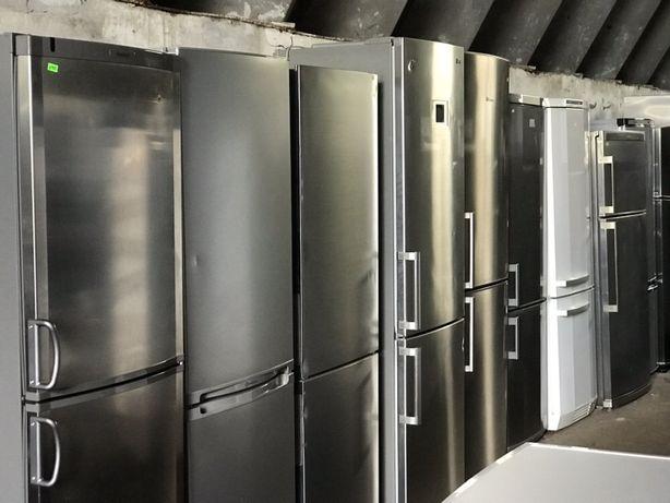 Холодильник Бош Сименс Мили АЕГ No Frost