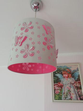 А бажур для дівчинки, світильник