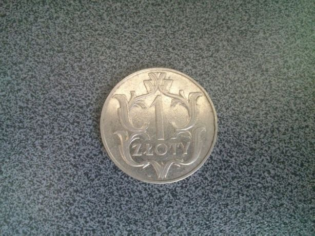 1злотый 1929 года