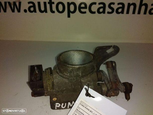 Borboleta De Admissão Ford Puma (Ec_)