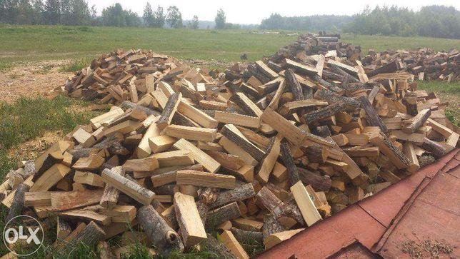 продам дрова метрові та порубані