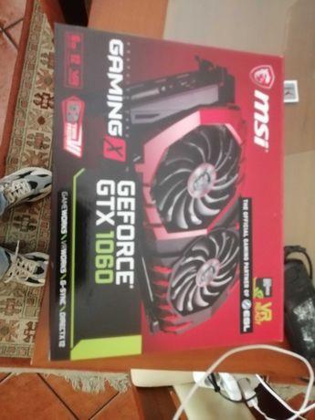 GTX 1060 6GB msi gaming x
