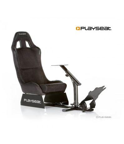 Playseat Evolution Alcantara Cockpit Suporte de Volante e Pedais NOVO