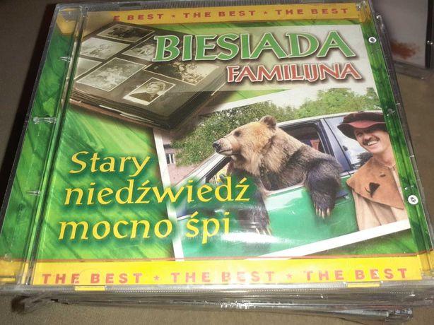 Biesiada Familijna Stary niedźwiedź mocno śpi - cd. nowa