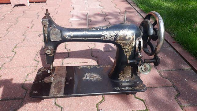 Główka maszyny do szycia czółenkowa 100-letnia